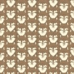Blend Fabrics - Timber and Leaf - Fox Portrait in Brown