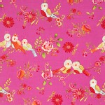 Free Spirit - Love And Joy - Birds in Pink