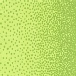 Free Spirit - Sunshine and Shadows - Dots in Green