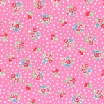 Lecien - Flower Sugar 2014 Fall - Small Florals in Pink