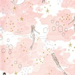Michael Miller Fabrics - Magic - Mermaid Magic in Blossom