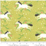 Moda Fabrics - Kids - Enchanted - Unicorn Galore in Sprout
