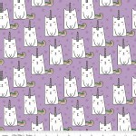 Riley Blake Designs - Others - Caticorn in Lilac Sparkle