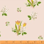 Windham Fabrics - Kinder - Spring Blooms in Pink