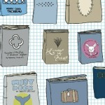 Windham Fabrics - Literary - Well Read in