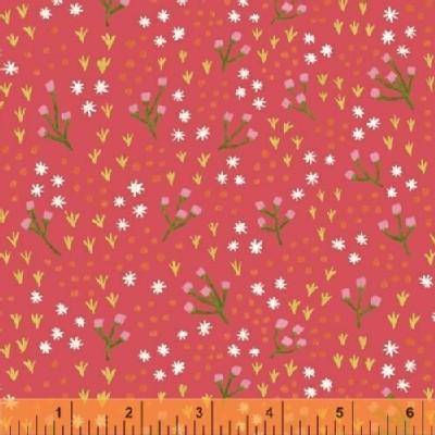 Windham Fabrics - Meriwether - Frolic in Honeysuckle