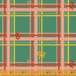 Windham Fabrics - SugarPlum - Plaid in Spruce